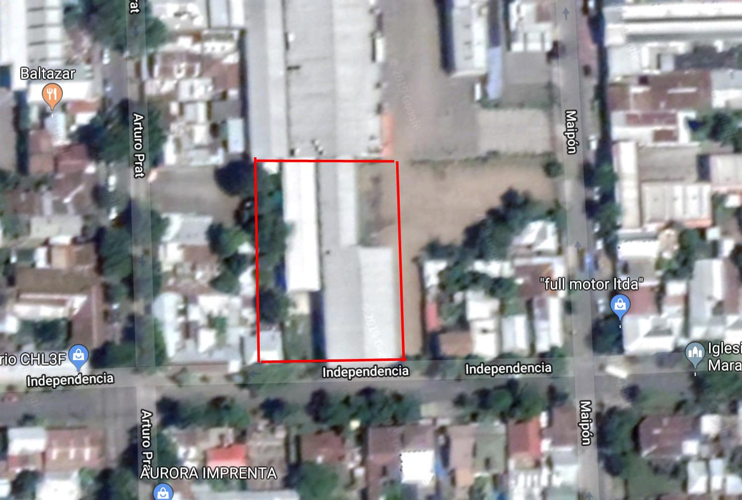 Venta Terreno en Independencia – Arturo Prat, Chillán